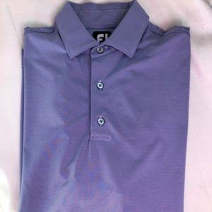 FJ- FootJoy Short Sleeve Titleist Shirt ⛳️
